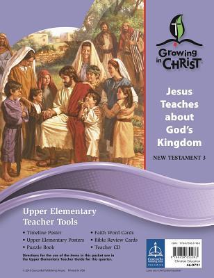 Upper Elementary Teacher Tools (Nt3)