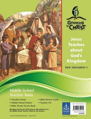 Middle School Teacher Tools (Nt3)