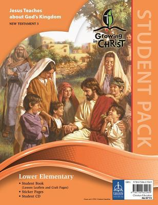 Lower Elementary Student Pack (Nt3)