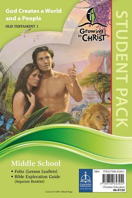 Middle School Student Pack (Ot1)
