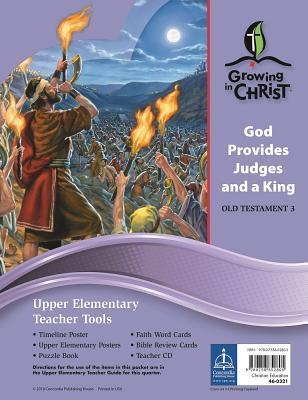 Upper Elementary Teacher Tools (Ot3)