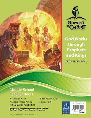 Middle School Teacher Tools (Ot4)