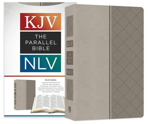 The KJV Nlv Parallel Bible [pewter]
