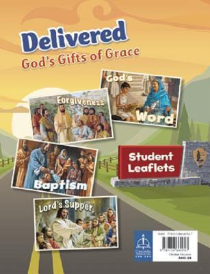Delivered: God's Gifts of Grace - Student Leaflet