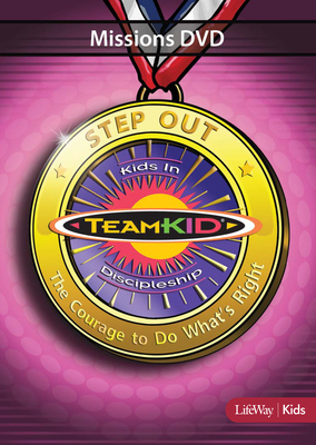 Teamkid: Step Out - Missions DVD