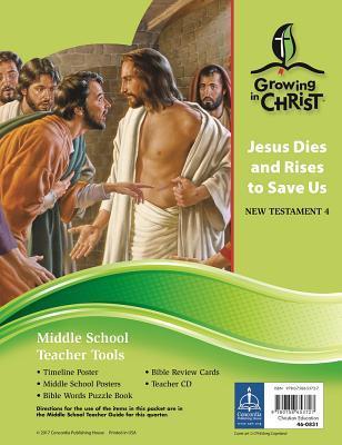 Middle School Teacher Tools (Nt4)