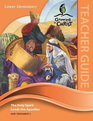 Lower Elementary Teacher Guide (Nt5)