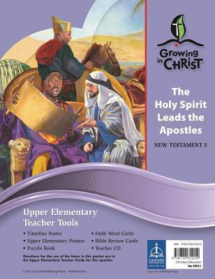 Upper Elementary Teacher Tools (Nt5)