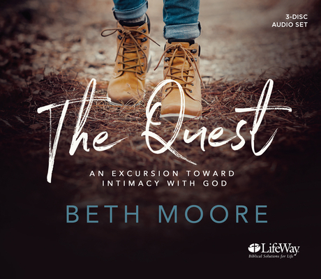 The Quest - Audio CD Set: An Excursion Toward Intimacy with God