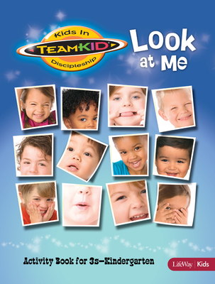 Teamkid: Look at Me - Activity Book