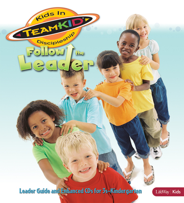 Teamkid: Follow the Leader - Leader Guide and Enhanced CD (3s-Kindergarten)