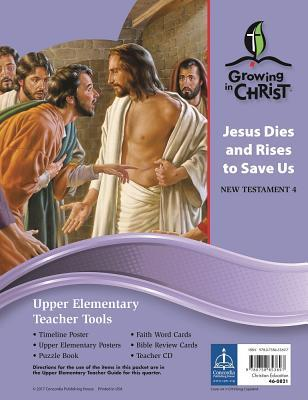 Upper Elementary Teacher Tools (Nt4)