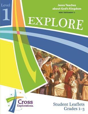 Explore Level 1 (Gr 1-3) Student Leaflet (Nt3)