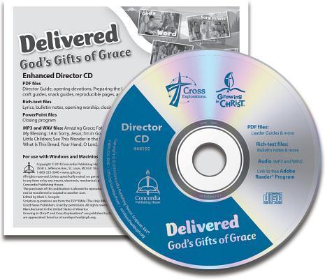 Delivered: God's Gifts of Grace - Enhanced Director CD-ROM