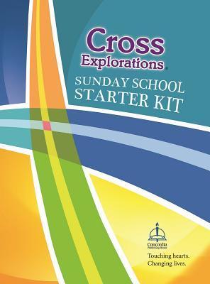 Cross Explorations Sunday School Kit (Ot4)