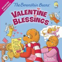 VALENTINE BLESSINGS THE BERENSTAIN BEARS