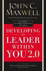 DEVELOPING THE LEADER WITH YOU 2.0