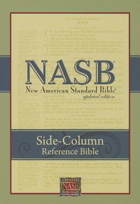 Side-Column Reference Bible-NASB