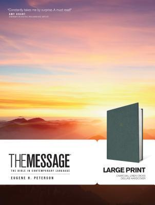 The Message Large Print
