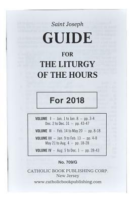 St. Joseph Guide for Liturgy of the Hours: 2018