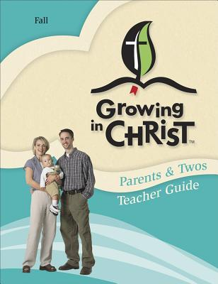 Fall Parents and Twos Teacher Kit - Growing in Christ Sunday School