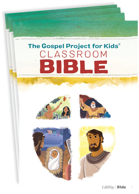 The Gospel Project for Kids Classroom Bible - Package of 10