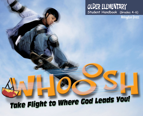 Vacation Bible School (Vbs) 2019 Whooosh Older Elementary Student Handbook (Grades 4-6) (Pkg of 6): Take Flight to Where God Leads You!