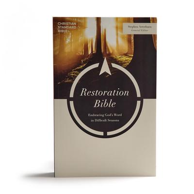 CSB Restoration Bible, Trade Paper