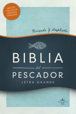 Rvr 1960 Biblia del Pescador Letra Grande, Tapa Dura