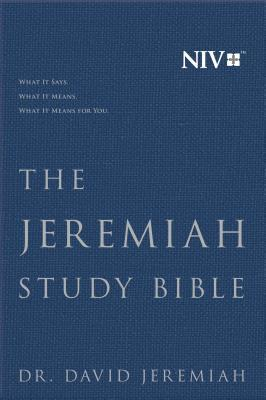 The Jeremiah Study Bible, NIV