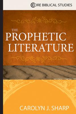 The Prophetic Literature