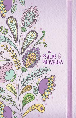 Niv, Psalms and Proverbs, Purple