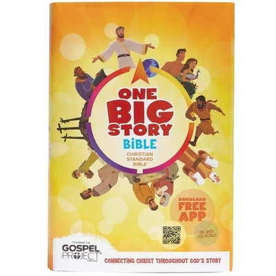 CSB One Big Story Bible, Hardcover