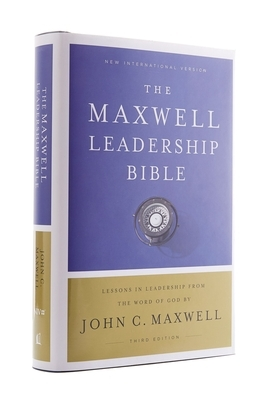 Niv, Maxwell Leadership Bible, 3rd Edition, Hardcover, Comfort Print