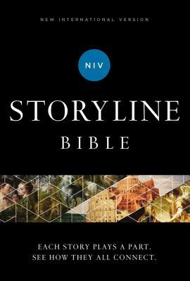Niv, Storyline Bible, Hardcover, Comfort Print