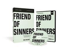 FRIEND OF SINNERS STUDY PACK