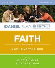 FAITH DANIEL PLAN FIVE ESSENTIALS SERIES STUDY GUIDE