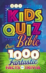 NIV KIDS QUIZ BIBLE HARDCOVER