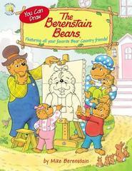 BERENSTAIN BEARS COLORING BOOK