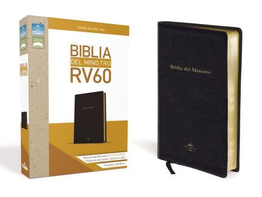 Biblia del Ministro Rvr 1960