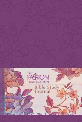The Passion Translation Bible Study Journal (Peony)
