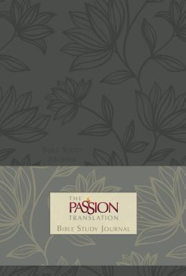The Passion Translation Bible Study Journal (Floral)