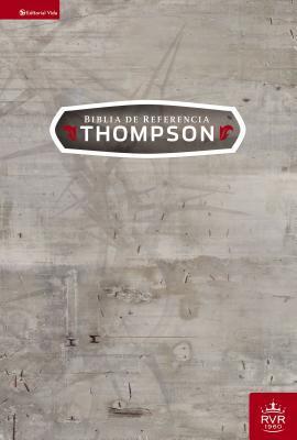 Rvr60 Biblia de Referencia Thompson, Tapa Dura