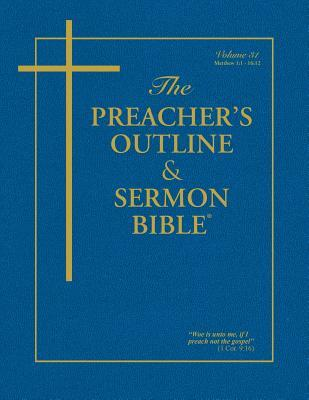 Preacher's Outline & Sermon Bible-KJV-Matthew 1