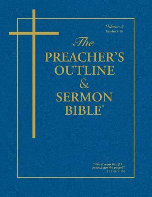 Preacher's Outline & Sermon Bible-KJV-Exodus 1
