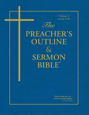 Preacher's Outline & Sermon Bible-KJV-Genesis 2