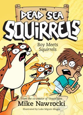 Boy Meets Squirrels