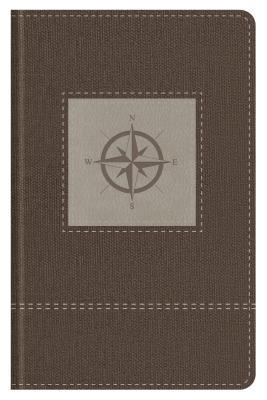 Go-Anywhere KJV Study Bible (Cedar Compass)