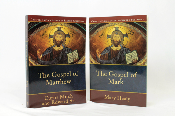 Catholic Commentary Matthew and Mark Bundle
