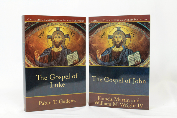 Catholic Commentary Luke and John Bundle